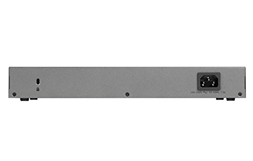 NETGEAR JGS516PE-100NAS Switch, Lifetime