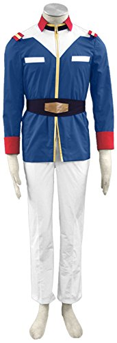 [Going Coser Gundam 0079 United Nation Troops Male Uniform Cosplay Costume (X-Large, Multi)] (United Nations Costumes For Women)