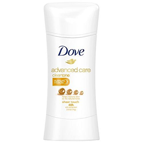 Dove Advanced Antiperspirant Deodorant Clear