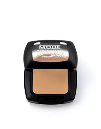 MODE Perfecting Concealer (LIGHT) Full Coverage Cover Up Makeup, Ultra Creamy, Pigment Concentrated, Skincare Argan Oil, Hides under eye circles bags, dark spots, blemishes, MADE IN BEAUTIFUL USA/3g MODE Cosmetics PC47