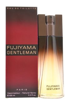 Fujiyama Gentleman Cologne By Succes De Paris For Men 3.4 Oz/Eau De Toilette Spray (De Paris Succes)