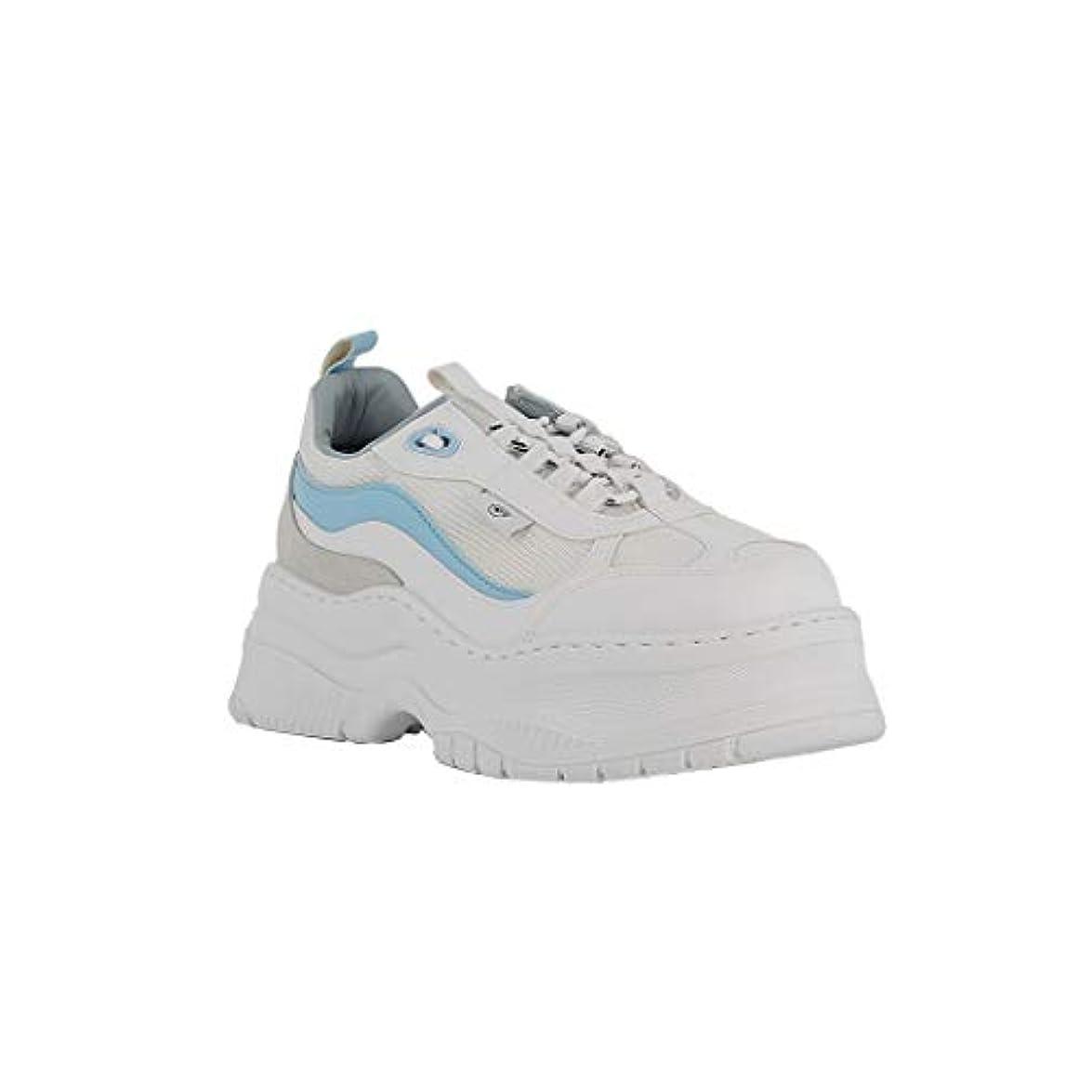 Chiara Ferragni Sneakers Donna Cf2341 Pelle Bianco