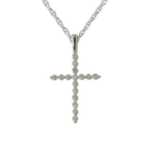 0.25 Ct Tw Cross - 2