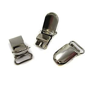 De punto de Metal/Dummy Clips 34 mm (10 UNIDADES) CBC590 ...