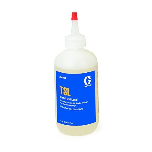 Graco Piston Pump (Graco 206994 Throat Seal Liquid, 8-Ounce Bottle)