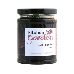 Amazon Com Kitchen Garden English Raspberry Jam Grocery