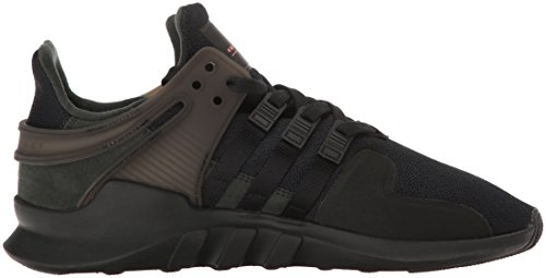 Adidas Originals Mænds Eqt Støtte Adv Mode Sneakers Sort / Sort / Turbo XPMjjjrSw