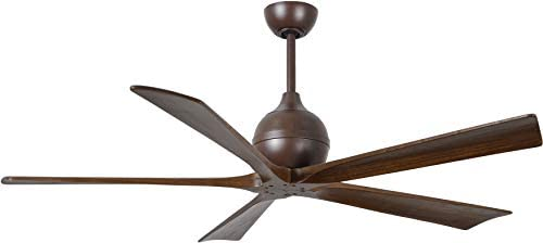 Matthews IR5-TB-WA-60 Irene 60″ Outdoor Ceiling Fan