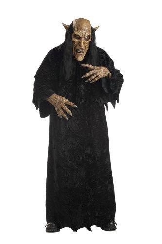 Scary Rat Costume (Rat's Den (Black;One Size))