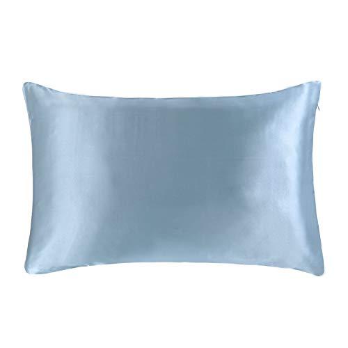 Amazon Com Fumak Blissy Silk Pillowcase 100 Nature