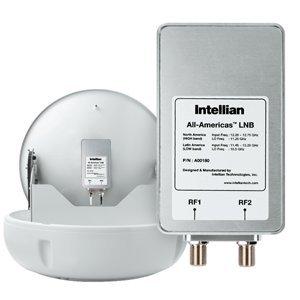 The Amazing Quality Intellian All-Americas LNB