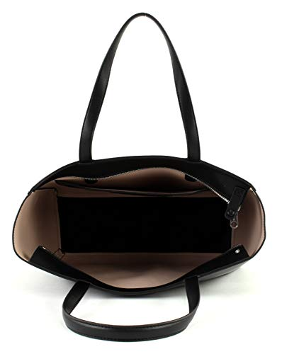 Klein 001 K40k400652 Bolso Calvin Tote Mano Mujer Zipper De Negro ax7qwqdg1