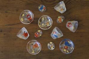 Aderia Japan Japanese Small Dish Sea Bream Medetai 6068