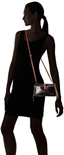 Large Crossbody Smartphone Sak Black The Onyx Iris EyqFyA