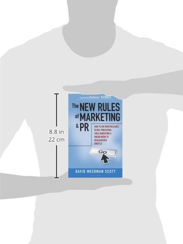 Image of The New Rules of Marketing and PR: How to Use News Releases, Blogs, Podcasting, Viral Marketing and Online Media to Reach Buyers Directly