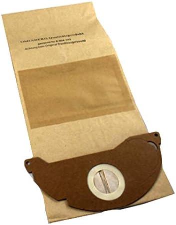 Bolsas para aspiradora Kärcher 6.904 – 143.0. Calidad Filtro Bolsa 10 unidades ventaja Pack, bolsas de filtro de papel para aspiradoras Kärcher 6.904 – 143.0, [Clase energética A + +]: Amazon.es: Bricolaje y herramientas