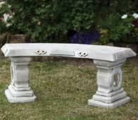 Oriental Chinese Japanese Garden Seat