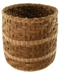 Basket Reed Round (Twining and Twill Basket Weaving Kit)