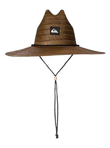 quiksilver-mens-pierside-straw-sun-hat-dark-brown-small-medium