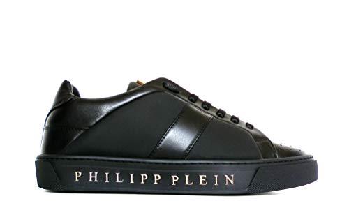 Baskets Homme Noir Philipp Pour Plein qtPcv5