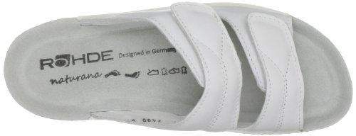 Rohde Bianco 01 da Soltau Sneakers Weiß Cloud 40 donna rxSqrv4wB1