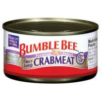(Bumble Bee Lump Crabmeat - 12 Pack)