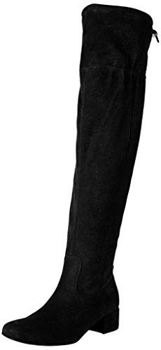 Gabor Dames De Base Bottes Noir (17 Noir)