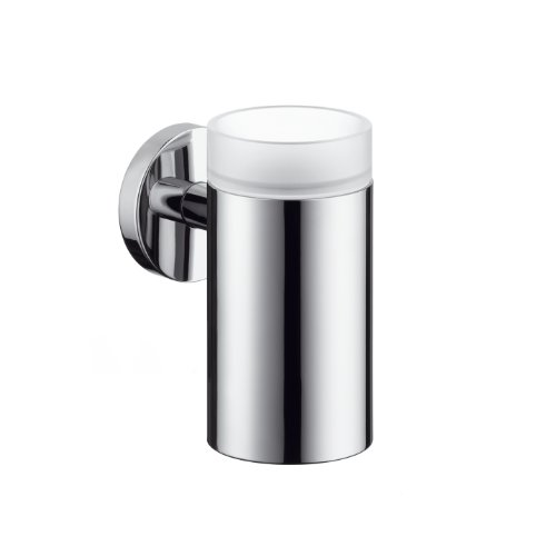 Hansgrohe 40518820 S and E Tumbler, Brushed Nickel