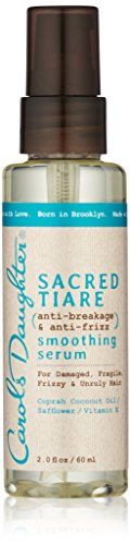 Carols Daughter Sacred Tiare Smoothing Serum, 2 fl oz (Packaging May Vary)