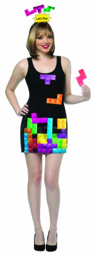 Tetris Game Dress Interactive