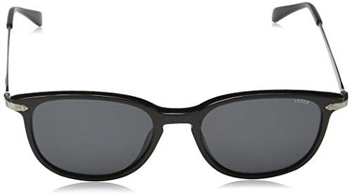 ac4547d5fc73a8 Lozza Lunettes de Soleil Homme Grey Shiny Black - thehazevaporizer.com