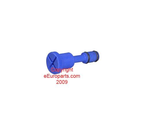 (BMW e34 e36 Radiator coolant flushing Drain Plug OEM .7 water screw)