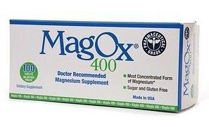 Mag-Ox 400 magnésium, comprimés, comprimés, 100 ch