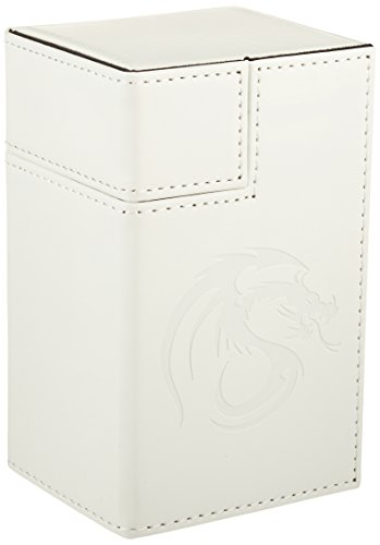 (BCW 1-DCLK-LX-WHI Gaming Deck Locker, LX White )