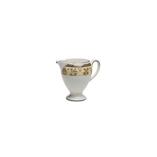 Wedgwood India Bone China Creamer
