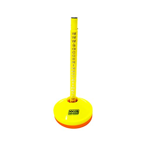 Soccer Innovations Cone King Stick w/Free Exclusive Drawstring Bag!