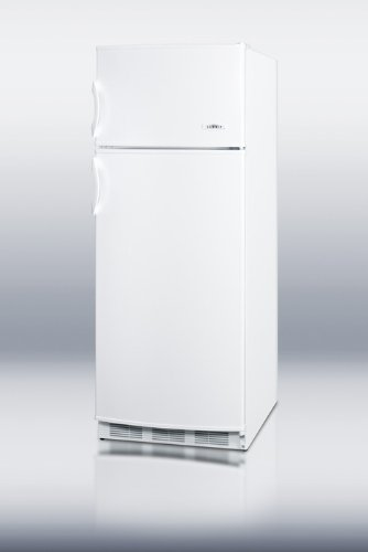 "Summit CP-133 24"" 9.5 cu.ft. Capacity Top-Mount Refrigerator"