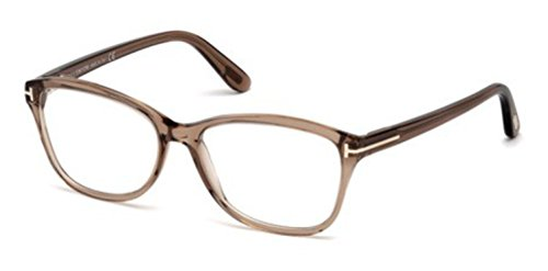 Tom Ford - FT 5404, Geometric, acetate, women, TRANSPARENT BROWN(048 A), - Clothing Ford Tom Women