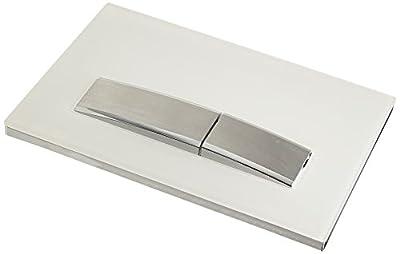 Geberit 115.788.11.5 Sigma50 Toilet Flush Actuator, Alpine White