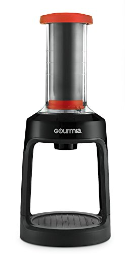 One Mug Coffee Maker Instructions : Gourmia GKCP135 Single Serve K-Cup Manual Hand French Press Coffee Maker - Gourmet Coffee ...