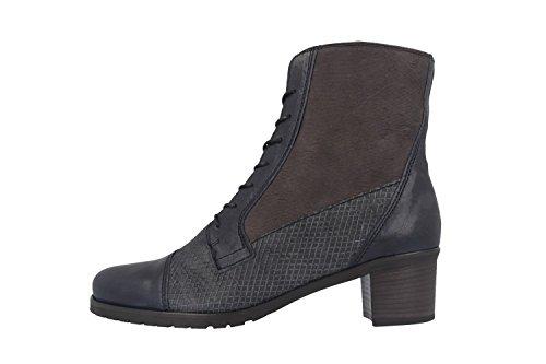 GABOR - Damen Stiefeletten - Blau Schuhe in Übergrößen