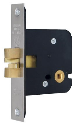 Imperial Locks G8028 mortice sliding bathroom lock