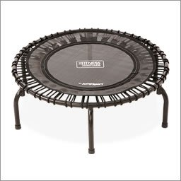 JumpSport 220 Fitness Trampoline-Top Pick Mini Trampoline for Adults