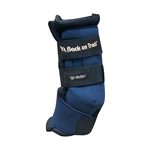 Back on Track Quick Horse Leg Wraps Pair by Back on Track