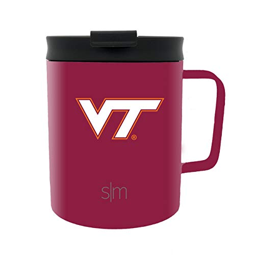 Simple Modern 12oz Scout Travel Mug Virginia Tech