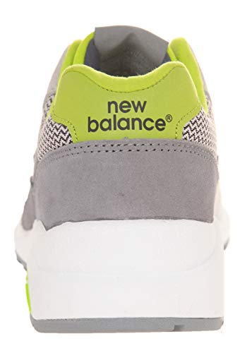 e colore libero tempo mod lime donna e mesh Balance RT580KLB tomaia da grigio Grey Scarpe New suede RFvwg