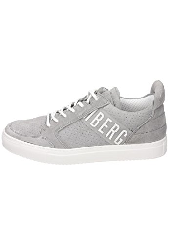 Bikkembergs Herren Sneaker Grau