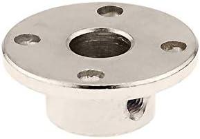 10mm Rigide Bride de couplage du Moteur Coupleur Guide Arbre Moteur Connecteur 3,17//6,35//11//12 Taille : 6.35mm NO LOGO L-TAO-Pulley 1pc 3//4//5//6//7//8 14mm Coupleur