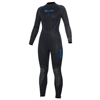 Amazon.com: Bare Womens 7 mm deporte Buceo Traje de agua ...