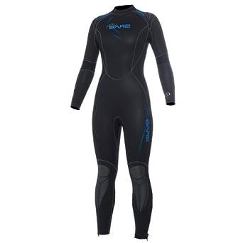 Amazon.com: Bare Womens 7 mm deporte Buceo Traje de agua ...